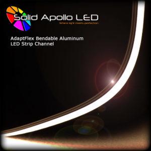 AdaptFlex bendable LED Light Channel