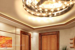 Cove LED Lighting