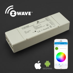 Z Wave Controller for RGB Lights