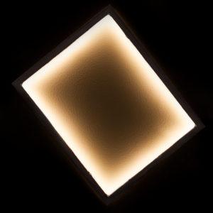 Inner Edge Lighting using Warm White 3D LED Strip Lights