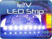12V CAR LED Strip Lights
