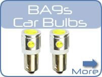 LED BA9s Car Bulbs