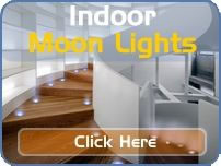 Indoor Moon LED Lights