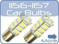 LED 1156 & 1157 Car Bulbs