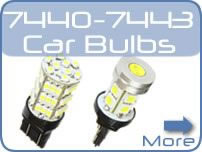 LED 7440 & 7443 Car Bulbs