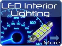 LED Car Interior Lighting