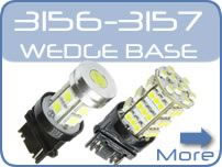 LED 3156 & 3157 Car Bulbs