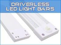 Driverless LED Light Bars