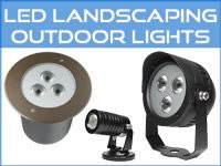 LED Landscaping Lights