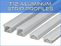 T12 LED Profiles