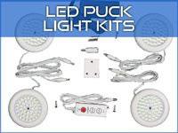 LED Puck Light Kits