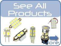 All LED Car Light Bulbs