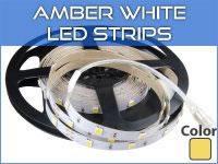 Amber LED Strip