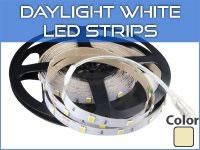 Daylight White LED Strip