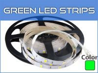 Green LED Strip