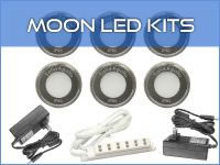 Moon Recessed LED kits