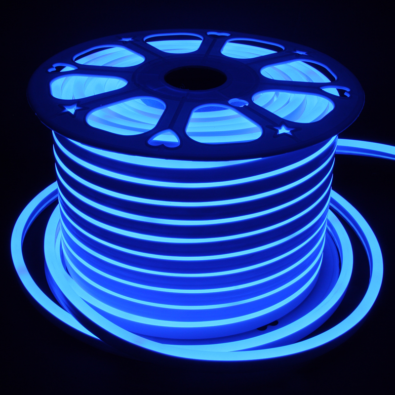 blue neon led strip light. Black Bedroom Furniture Sets. Home Design Ideas