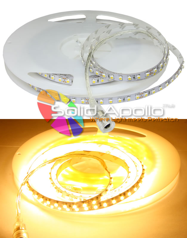 Double Bright LED Strip Kit warm white