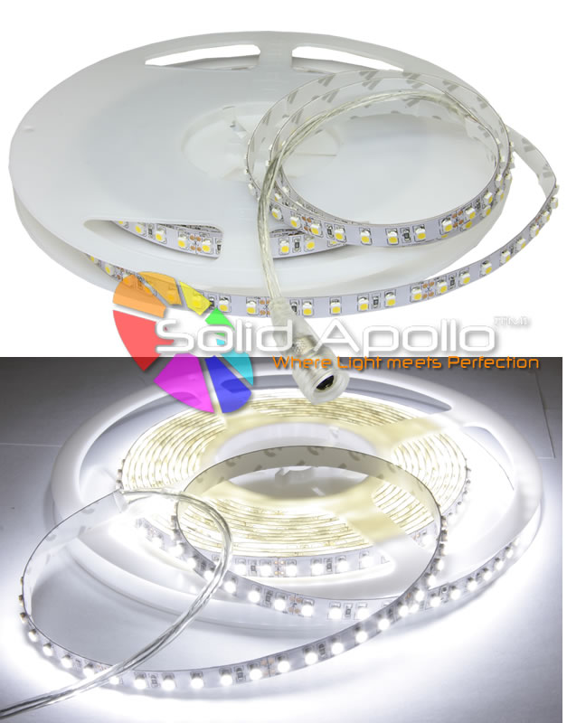Double Bright LED Strip Kit  white