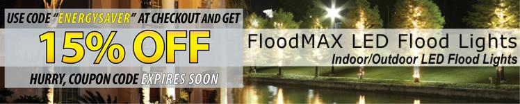FloodMAX LED flood Lights