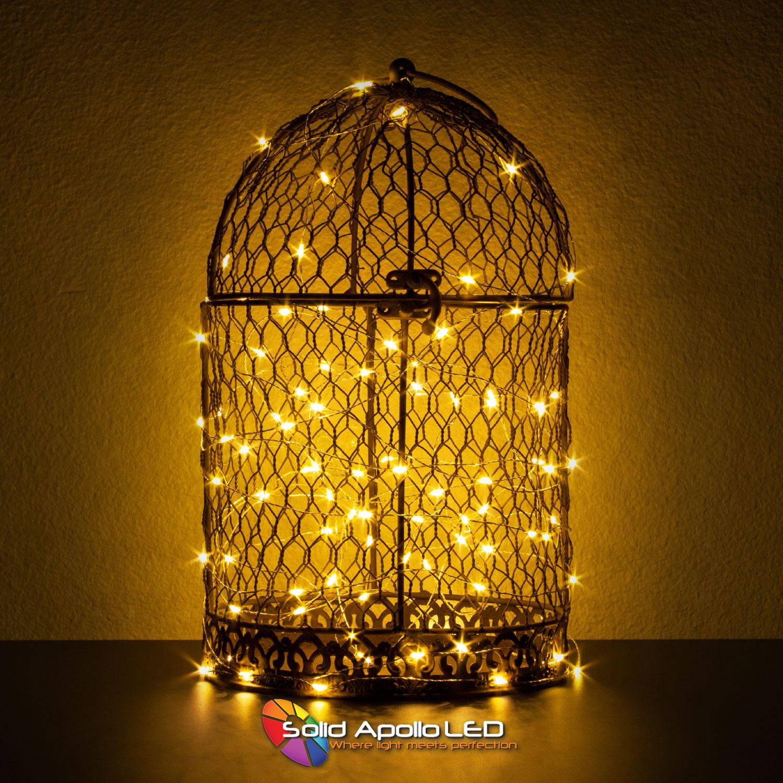 String Of Led Lights Not Working : Warm White LED String Light 32ft
