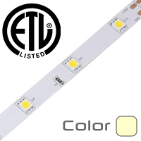 Warm White High Brightness LED Strip 43W-1800lm