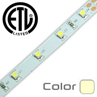 Daylight White LED Strip Spool 24W 1300lm