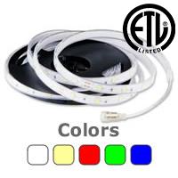High Brightness Waterproof LED Strip 43W
