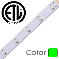 Green LED Strip 24W