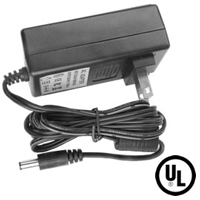 LED Power Supply 24V-.75A-18W