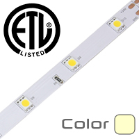 Daylight White High Brightness LED Strip 43W-1950lm