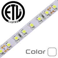 White Ultra High Brightness LED Strip Spool 48W-2700lm
