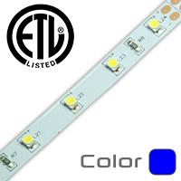Blue LED Strip 24W
