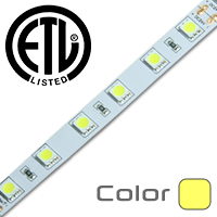 Warm White Ultra High Brightness LED Strip 72W-3600lm