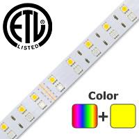 ColorPro RGB + Warm White LED Strip