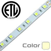 Daylight White High Brightness LED Strip 72W-4500lm