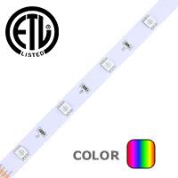 1 Foot Bright RGB LED Strip