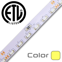 Side Emitting Warm White High Brightness LED Strip 36W-2400lm