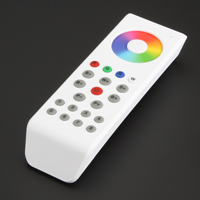 Remote for 8 Zone RGB-W Controller