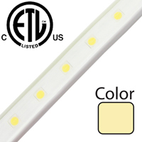 Daylight White Driverless 5050 LED Strip Light