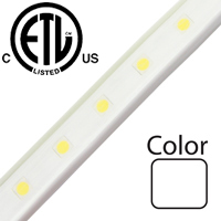 Pure White Driverless 5050 LED Strip Light