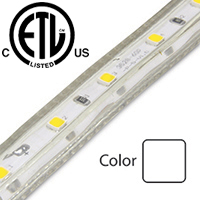 Pure White Driverless 3528 LED Strip Light