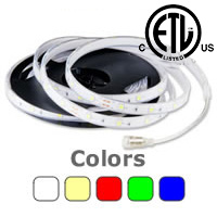 High Brightness Waterproof LED Strip 43W