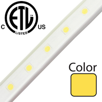 Warm White Driverless 5050 LED Strip Light