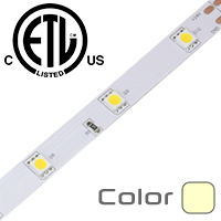Warm White High Brightness LED Strip 43W-1800lm