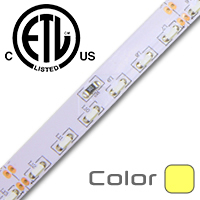 Side Emitting Warm White High Brightness LED Strip 36W-2400lm