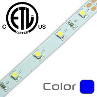 Blue LED Strip 24W