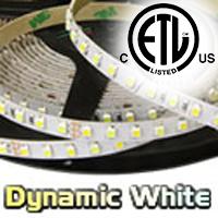 Dynamic White LED Strip Light 44W-2200lm