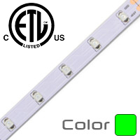 Green LED Strip 24W