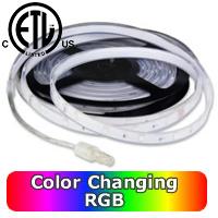 High Brightness RGB Waterproof LED Strip  72W
